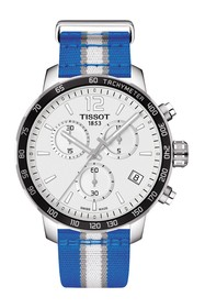 Tissot Men's Quickster Chronograph NBA Dallas Mave