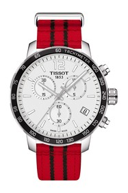 Tissot Men's Quickster Chronograph NBA Chicago Bul