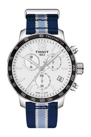 Tissot Men's NBA Memphis Grizzlies Quickster Chron