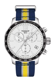 Tissot Men's Quickster Chronograph NBA Indiana Pac