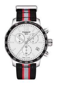 Tissot Men's Quickster Chronograph NBA Portland Tr