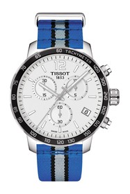 Tissot Men's Quickster Chronograph NBA Orlando Mag