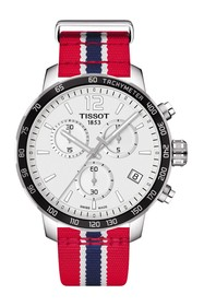 Tissot Men's Quickster Chronograph NBA Washington
