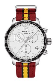 Tissot Men's Quickster Chronograph NBA Miami Heat