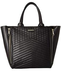 Rampage Multi Quilted Zipper Tote