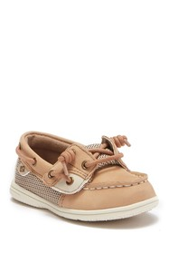 Sperry Shoresider Jr. Boat Shoe (Toddler & Little