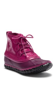 Sorel Out N About Patent Leather Waterproof Boot (