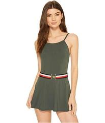 Tommy Hilfiger Sporty Hippie High Neck Swimdress