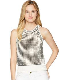Kenneth Cole New York Cropped Tank Top
