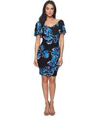 LAUREN Ralph Lauren Tama Eastbound Floral Dress