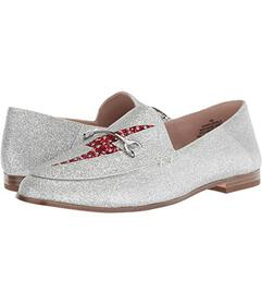 Nine West Silver/Red Synthetic