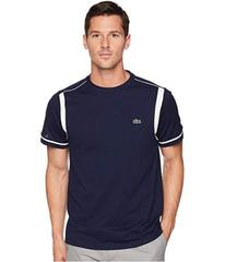 Lacoste Short Sleeve 'Heritage France' W