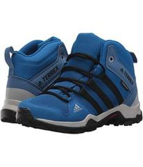 adidas Outdoor Terrex AX2R Mid CP (Little Kid/Big