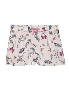 Juicy Couture Butterfly Garden Satin Short for Gir