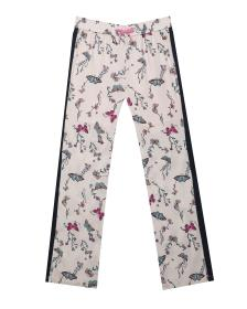 Juicy Couture Butterfly Garden Satin Track Pant fo