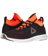 Reebok Lead/Wild Orange/White