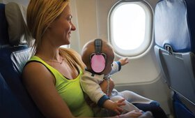 Protective Noise-Reduction Earmuffs for Kids and A