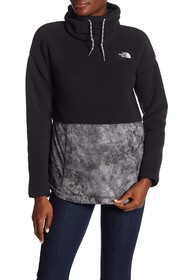 The North Face Riit Cowl Neck Fleece Pullover