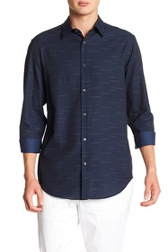 Theory Tait Dash Coupe Slim Fit Shirt