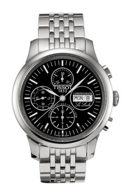 Tissot Men's Le Locle Automatic Chronograph Valjou