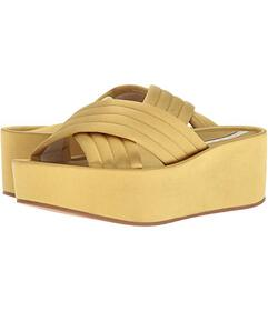 Kenneth Cole New York Yellow/Gold Satin