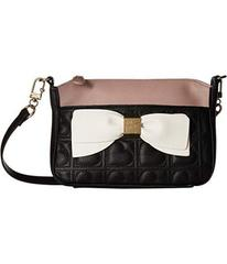 Betsey Johnson Bow Crossbody with Pouch