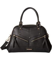 Rampage Zipper Satchel