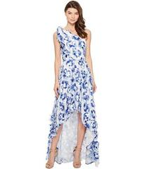 Nicole Miller Fringe Fabulous Cecily High-Low Gown