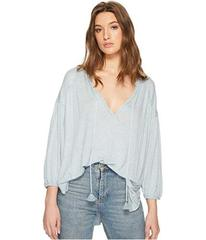 Free People Light Blue