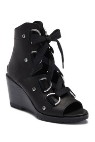 Sorel After Hours Lace Up Bootie