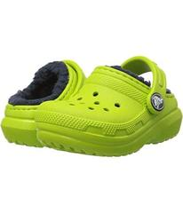 Crocs Classic Lined Clog (Toddler/Little Kid)