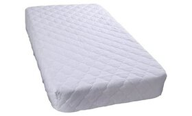 Quilted Hypoallergenic Waterproof Padded Mattress
