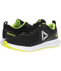 Reebok Black/Ash Grey/Solar Yellow/White