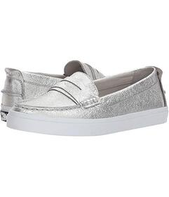 Cole Haan Silver Soko Wash Leather/Ch Argento Leat