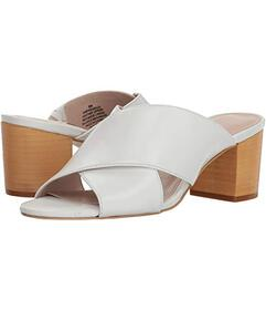 Nine West Freddius Slide Block Heeled Sandal