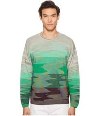 Missoni Fiammato Long Sleeve Sweater