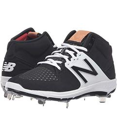 New Balance Black/White