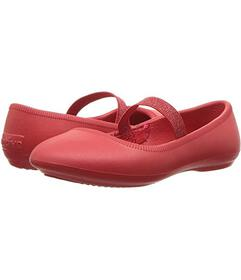 Native Kids Shoes Torch Red