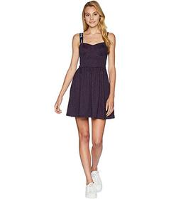 Juicy Couture Ditsy Floral Tricot Dress