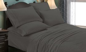 Luxury Home Dark Color Collection Soft Microfiber
