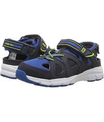Stride Rite Navy/Royal/Lime