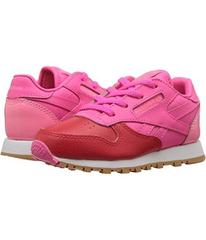Reebok Primal Red/Solar Pink/Peppy Pink/White