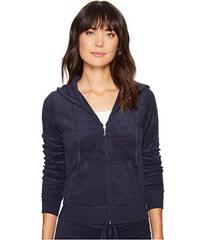Juicy Couture Robertson Microterry Jacket