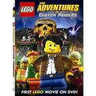 LEGO: The Adventures of Clutch Powers DVD - Widesc