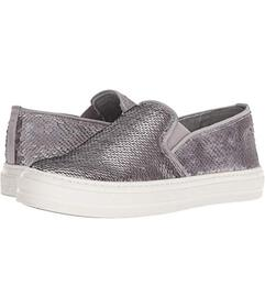 Nine West Grey/Silver Synthetic