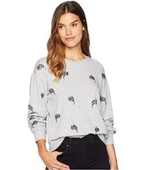 Juicy Couture Track Terry Embossed Pullover