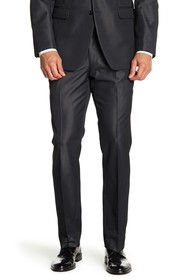 Perry Ellis Solid Woven Pants - 30-34\