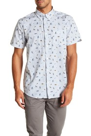Ben Sherman Park Life Short Sleeve Regular Fit Shi