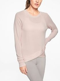 Serenity Criss Cross Sweatshirt