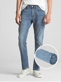 Roll & Go slim fit jeans